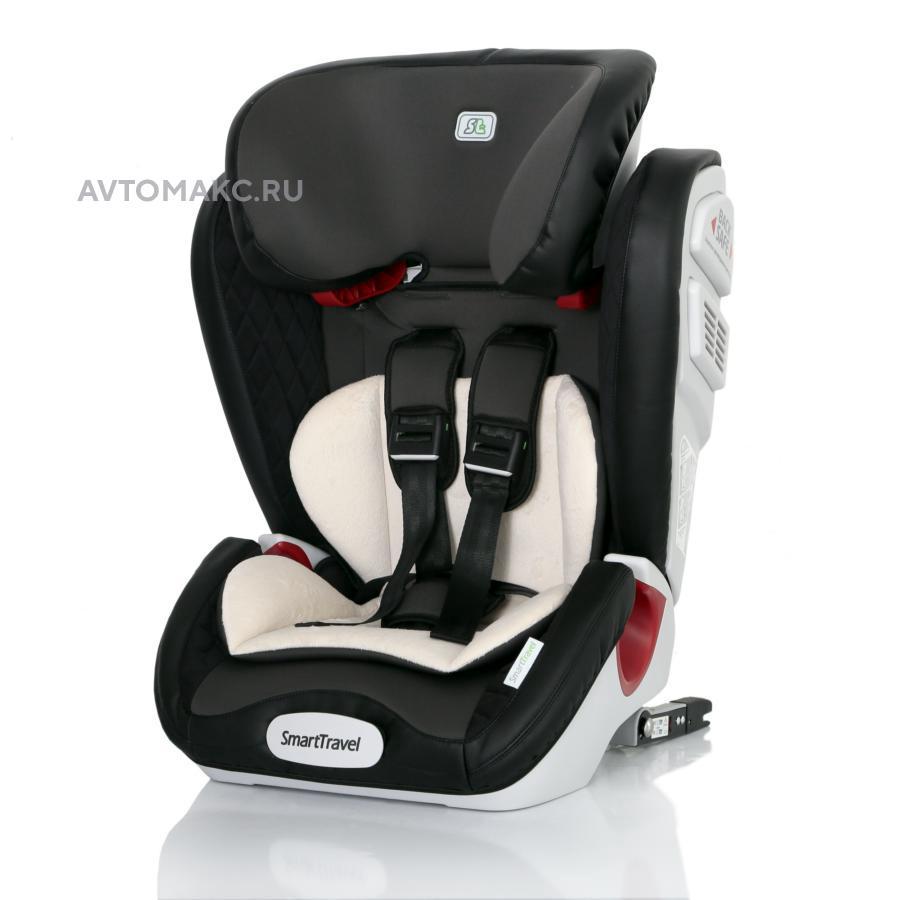 Детское автомобильное кресло Magnate Isofix Smart Travel smoky (KRES2070)