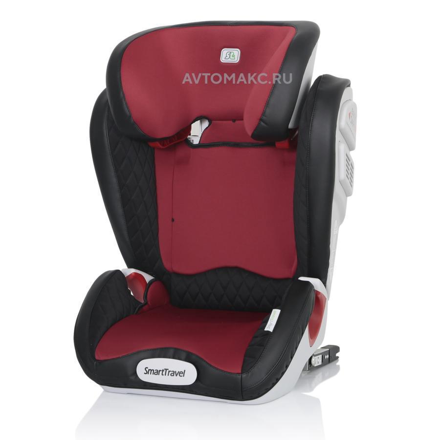 Детское автомобильное кресло Expert Fix Smart Travel marsala (KRES2072)