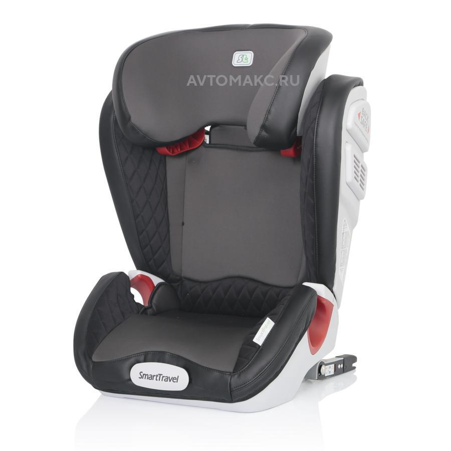 Детское автомобильное кресло Expert Fix Smart Travel smoky (KRES2073)