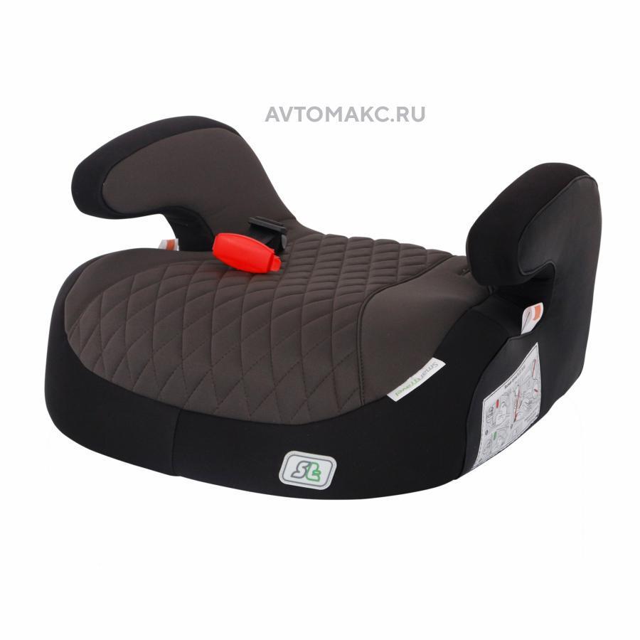Детское автомобильное кресло Trust Fix Smart Travel smoky (KRES2076)