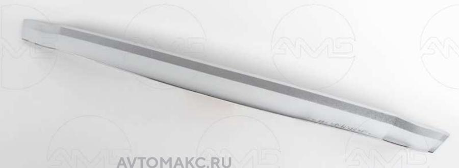 Дефлектор капота Chrome KIA Sportage 2010- (AMDHG27)