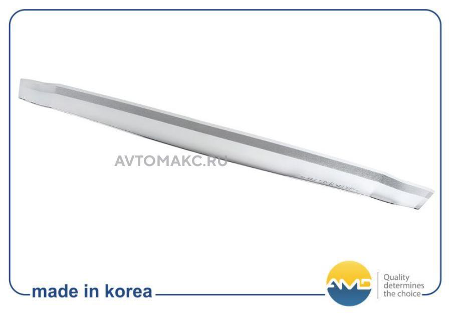Дефлектор капота Chrome KIA Carnival VAN 2006-2012 (AMDHG29)