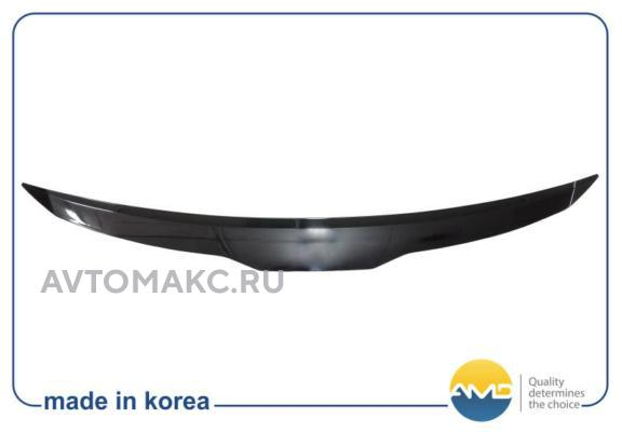 Дефлектор капота KIA Optima 2010- (AMDHG22)