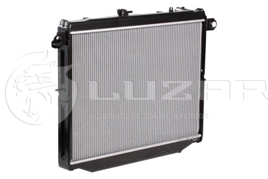 Радиатор охлаждения Land Cruiser 100 (98-) 4.2TD/4.5i M/A