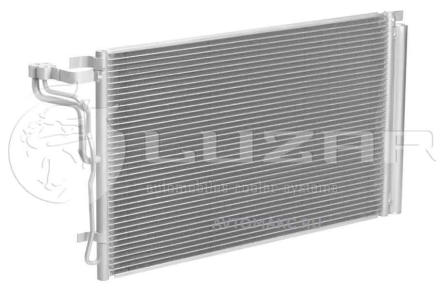 Радиатор кондиционера Elantra (AD) (15-) 1.6i/2.0i