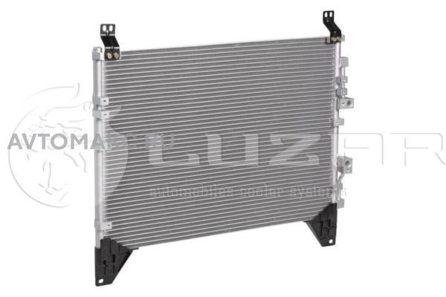 Радиатор кондиционера Rexton II (06-) 2.0D/2.7D