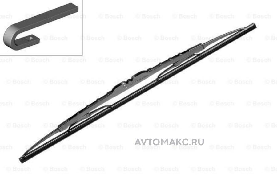Щетка стеклоочистителя BOSCH ECO 400мм(3397004667)