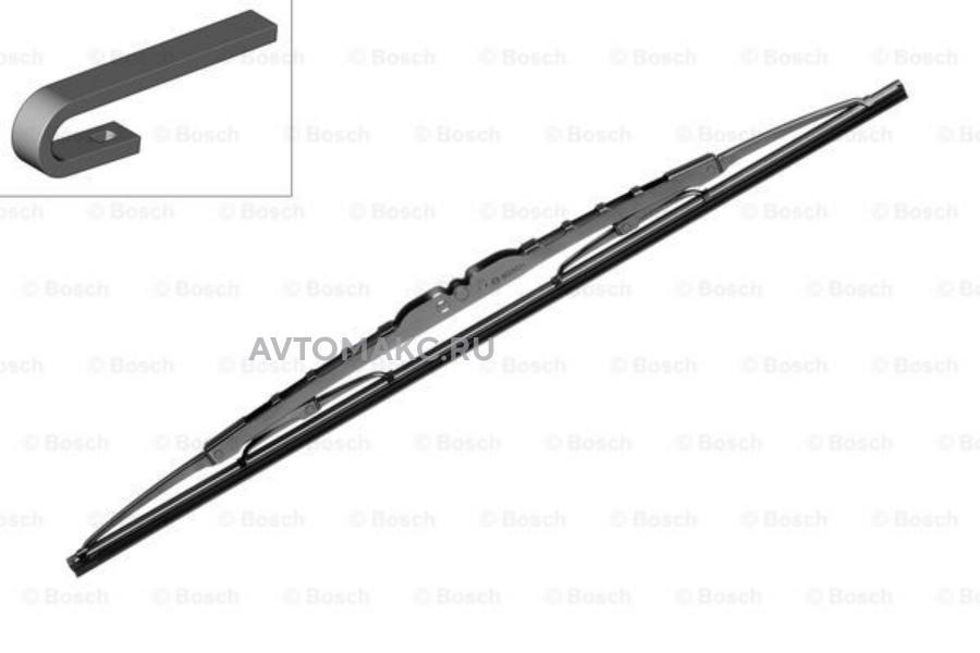 Щетка стеклоочистителя Bosch ECO 475мм(3397004669)