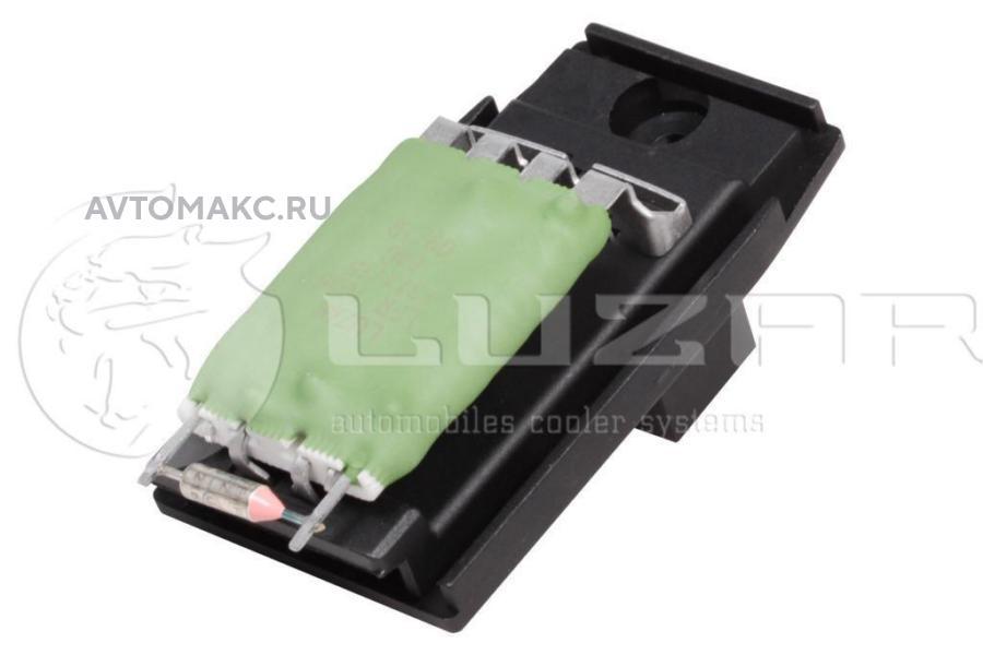 Резистор электровентилятора отопителя Focus I (98-)/Mondeo III (00-)