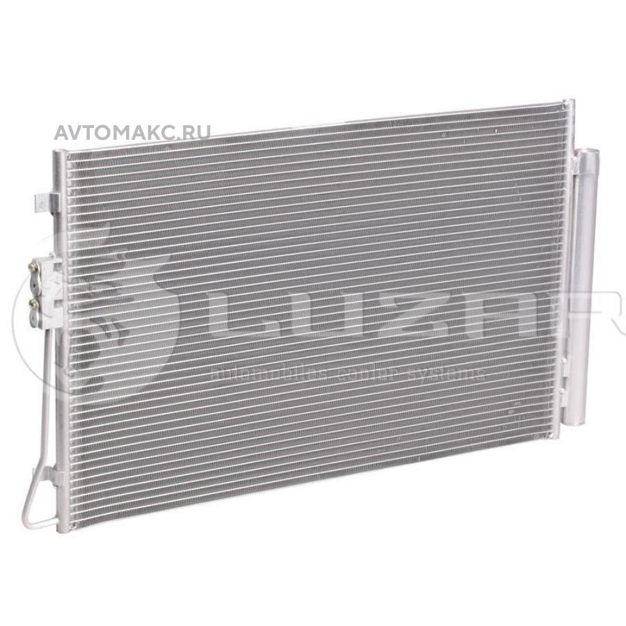 Радиатор кондиц. с ресивером для а/м Kia Sorento III (14-) 2.4i