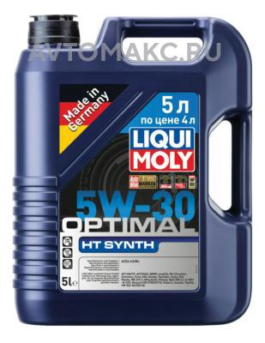 НС-синтетическое моторное масло Optimal HT Synth 5W-30 5л
