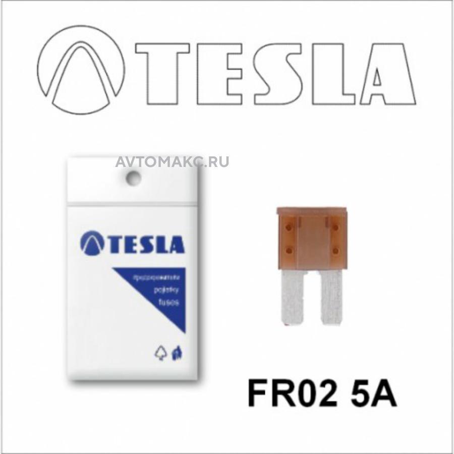 FR2 5А предохранитель TESLA, MICRO2