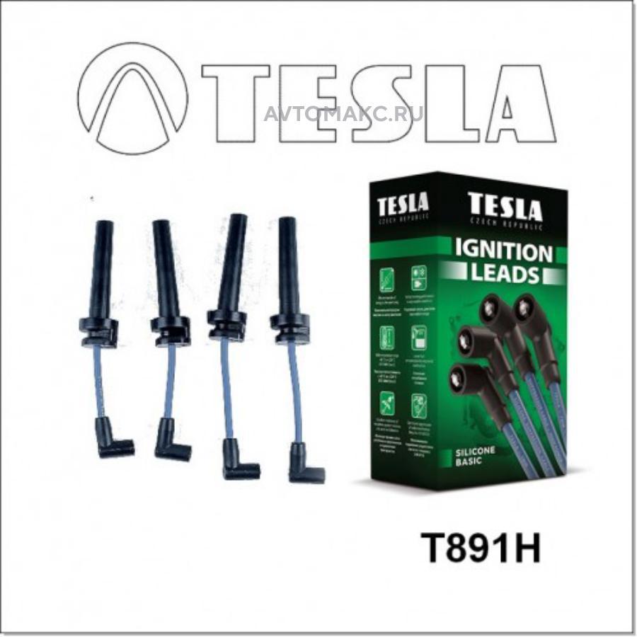 T891H провода зажигания TESLA