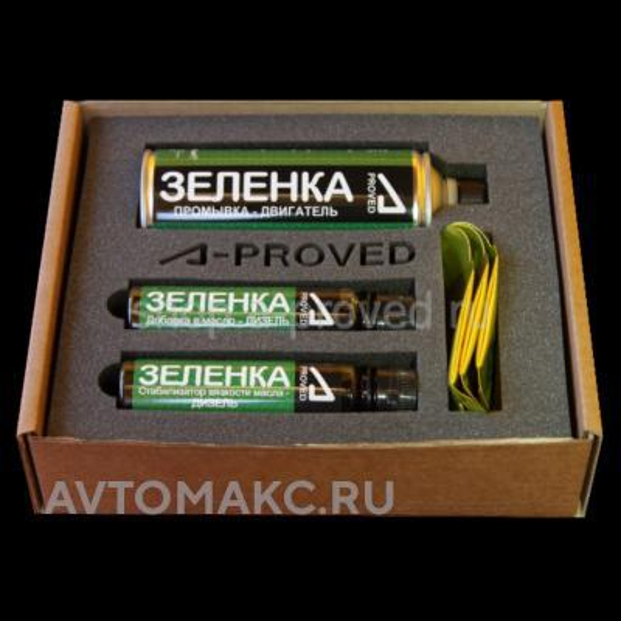 Профессиональный набор Профилактика и Защита Двигателя Автомобиля - Дизель (APD9905)