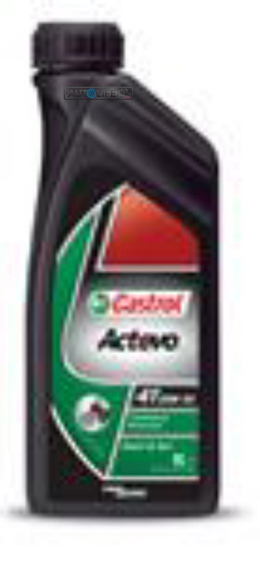 Масло моторное минеральное Act&gt,Evo 4T 20W-50, 1л