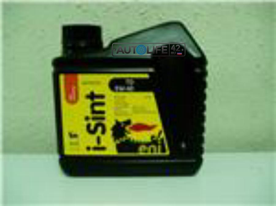 Масло моторное синтетическое I-Sint TD 5W-40, 1л