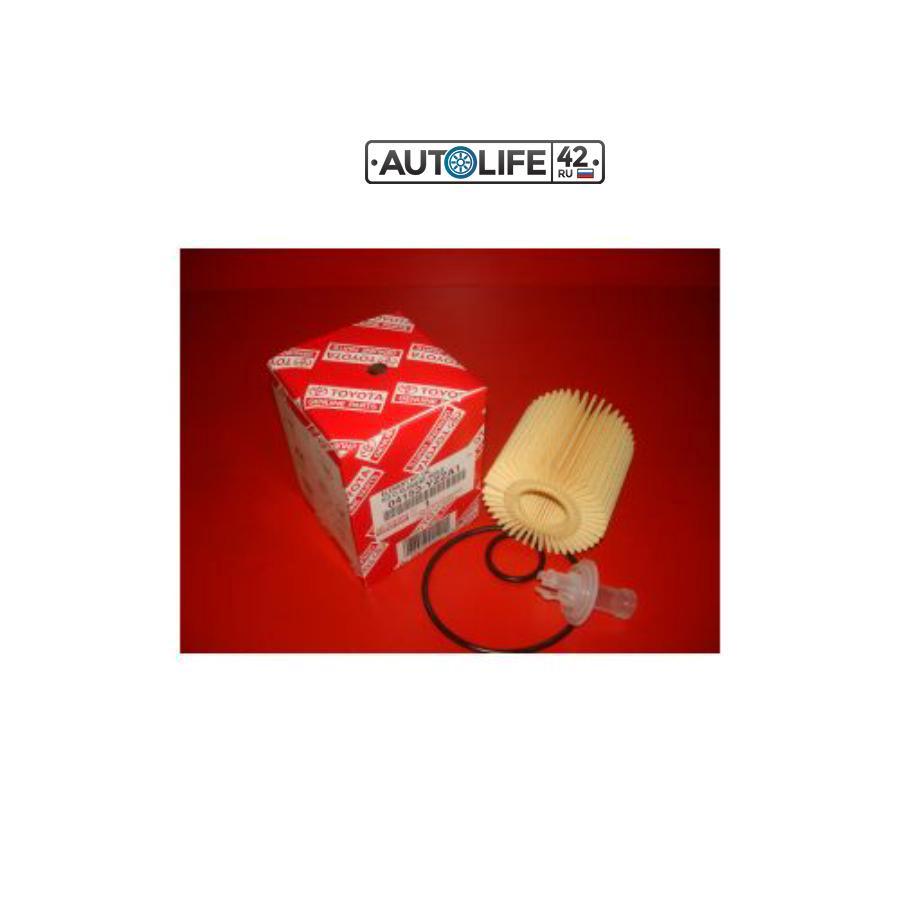 Фильтр масляный 2GR-FE `06- Highlander TOYOTA 04152YZZA1
