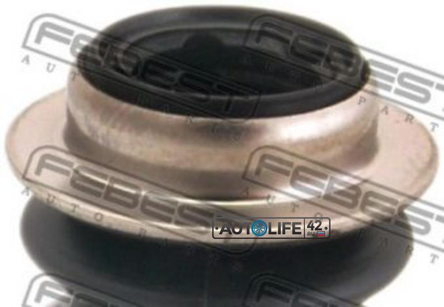 Пыльник втулки направляющей суппорта тормозного пе FEBEST 0173GRX120F