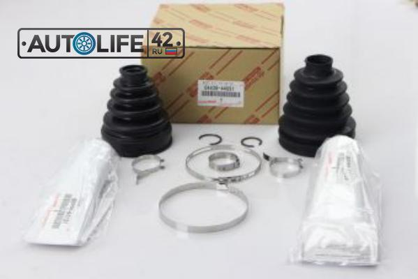 BOOT KIT, FRONT DRIVE SHAFT, IN & OUTBOARD, RH/LH