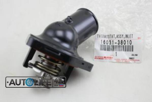 WATER INLET SUB-ASSY, W/THERMOSTAT