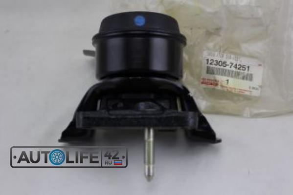 INSULATOR, ENGINE MOUNTING, RH(FOR TRANSVERSE ENGINE)