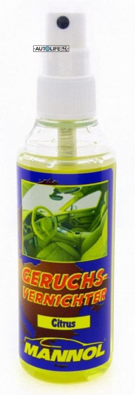 Нейтрализатор запахов MANNOL Citrus