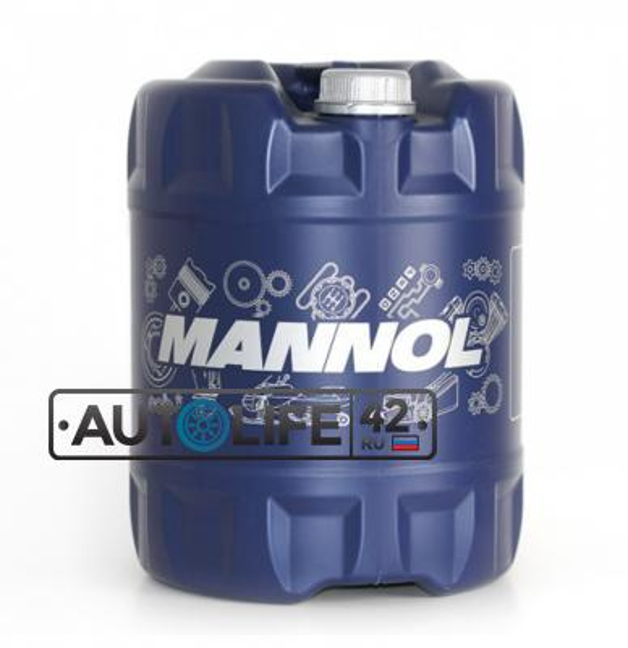 Масло трансмиссионное синтетическое MaxPower 4x4 75W-140, 20л