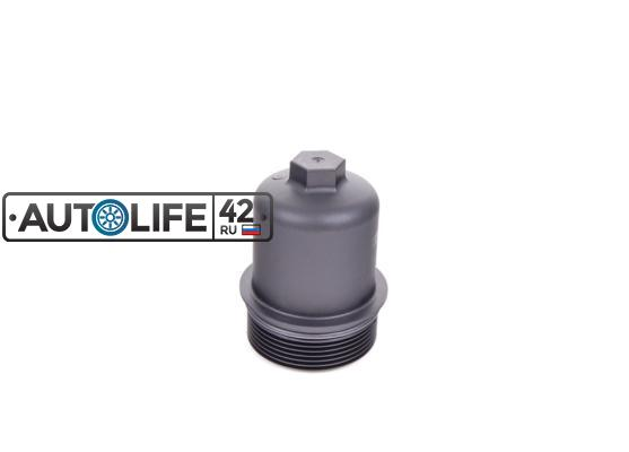 Корпус алюминий фильтра DSG-6 DQ250 02E305045