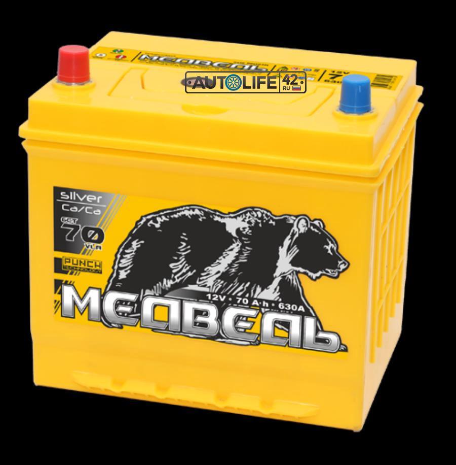 Тюменский медведь SILVER Ca/Ca 70.0 ASIA 90D23L