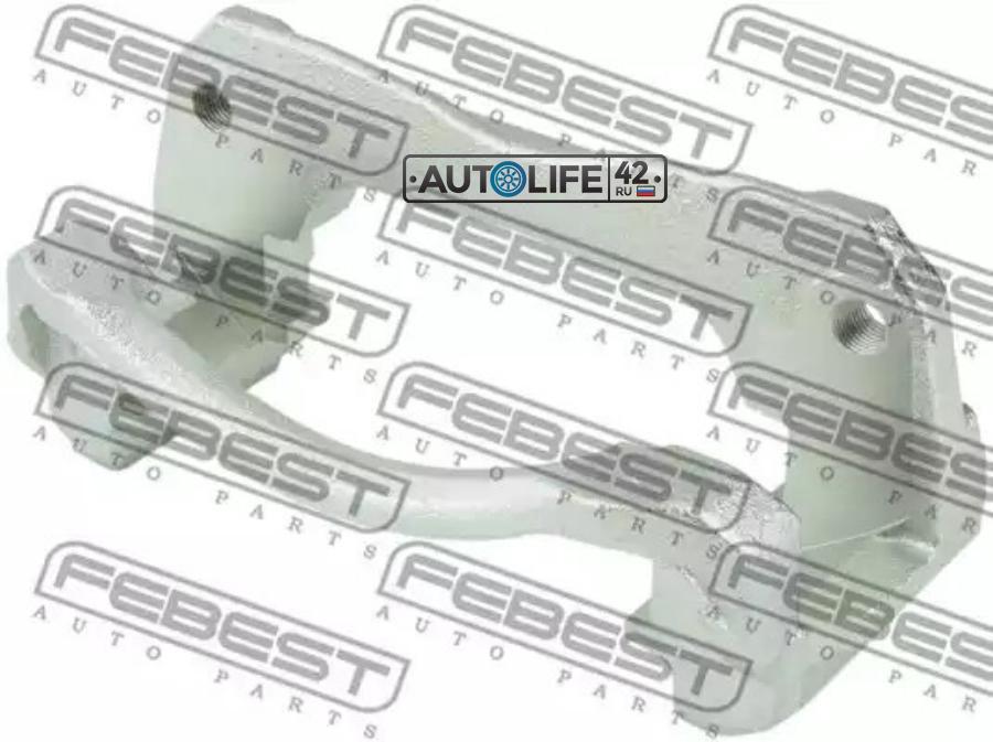 Скоба переднего тормозного суппорта