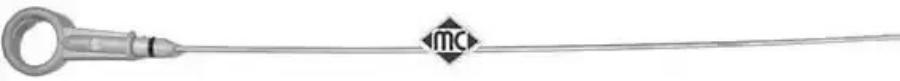 ЩУП УРОВНЯ МАСЛА REN MEGANE II 1,4 - 1,6V 05169 METALCAUCHO 05169