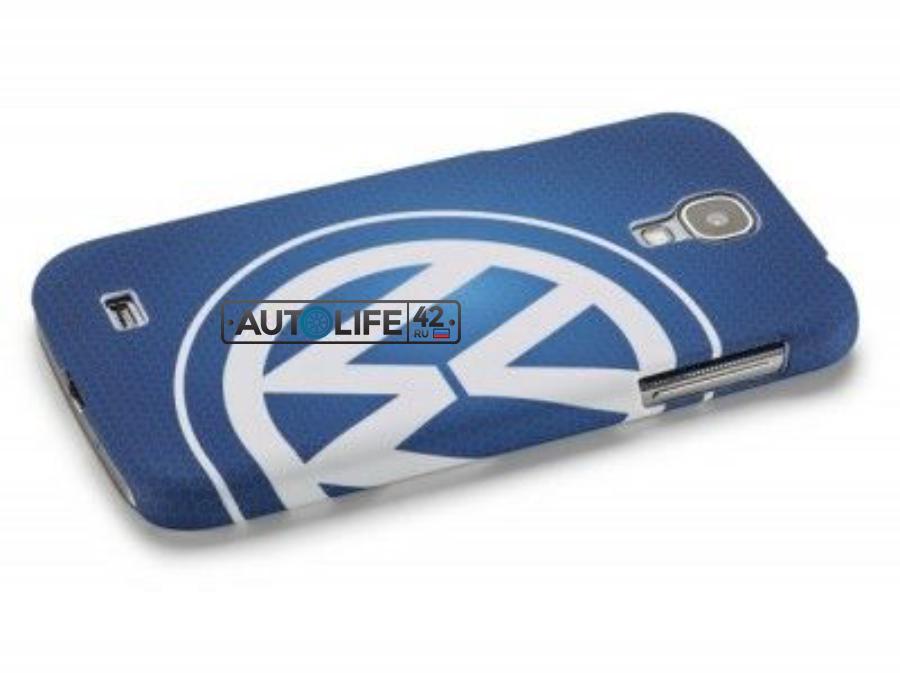 Чехол Volkswagen Logo Samsung Galaxy S4 Cover