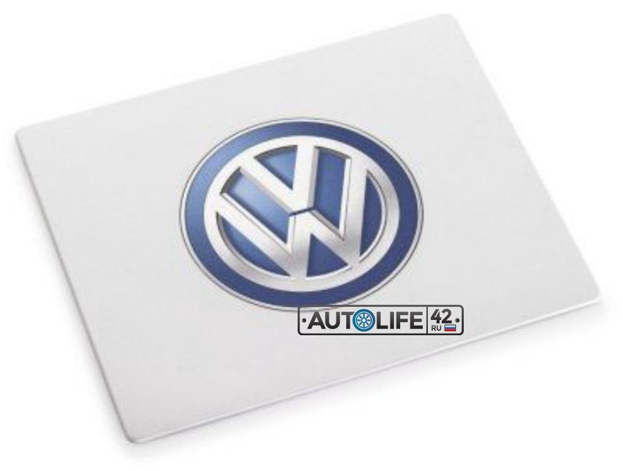 Коврик для компьютернй мыши с логотипом Volkswagen Mousepad Logo