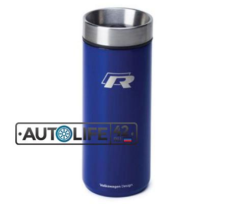 Термокружка Volkswagen R Collection Thermo Mug Blue