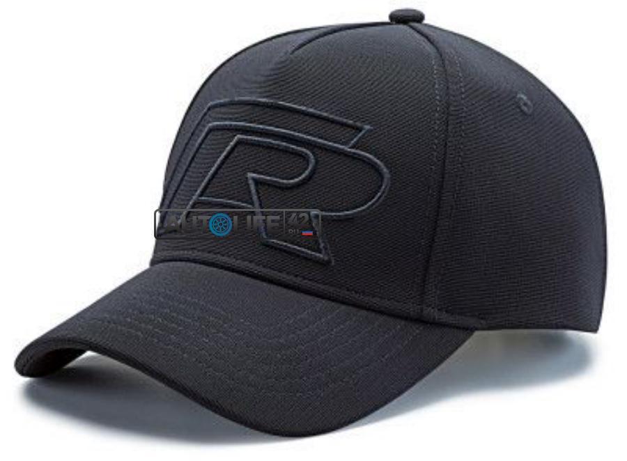 Бейсболка Volkswagen R Collection Cap Black