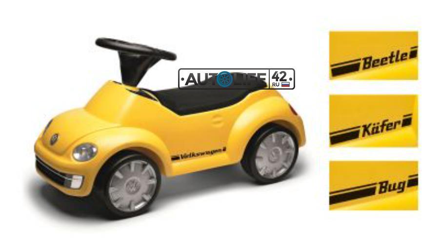 Набор наклеек на детский автомобиль Volkswagen