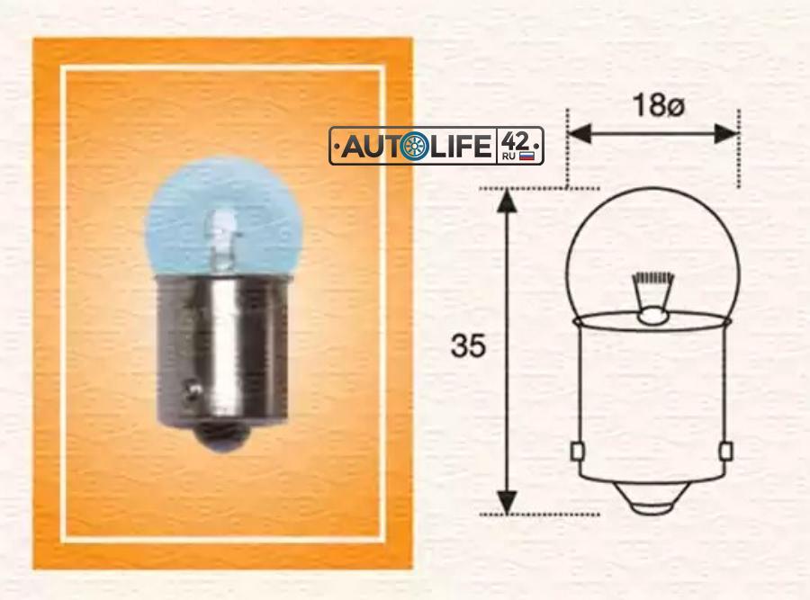 Лампа накаливания, задний гарабитный огонь; Лампа накаливания, oсвещение салона; Лампа накаливания