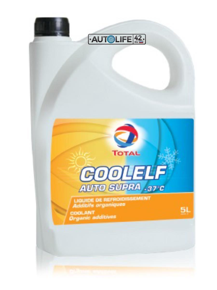 Антифриз Coolelf Auto Supra -37°C