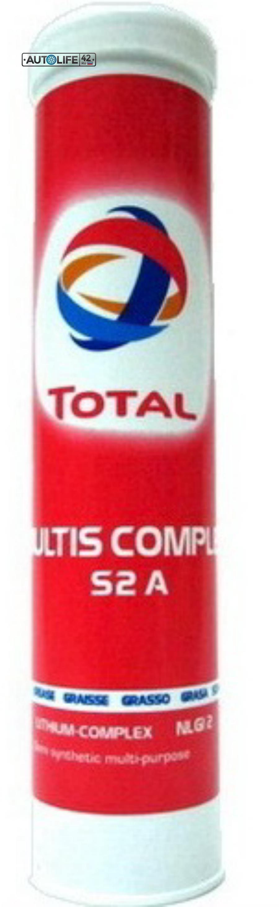 Универсальная смазка Multis Complex S2A