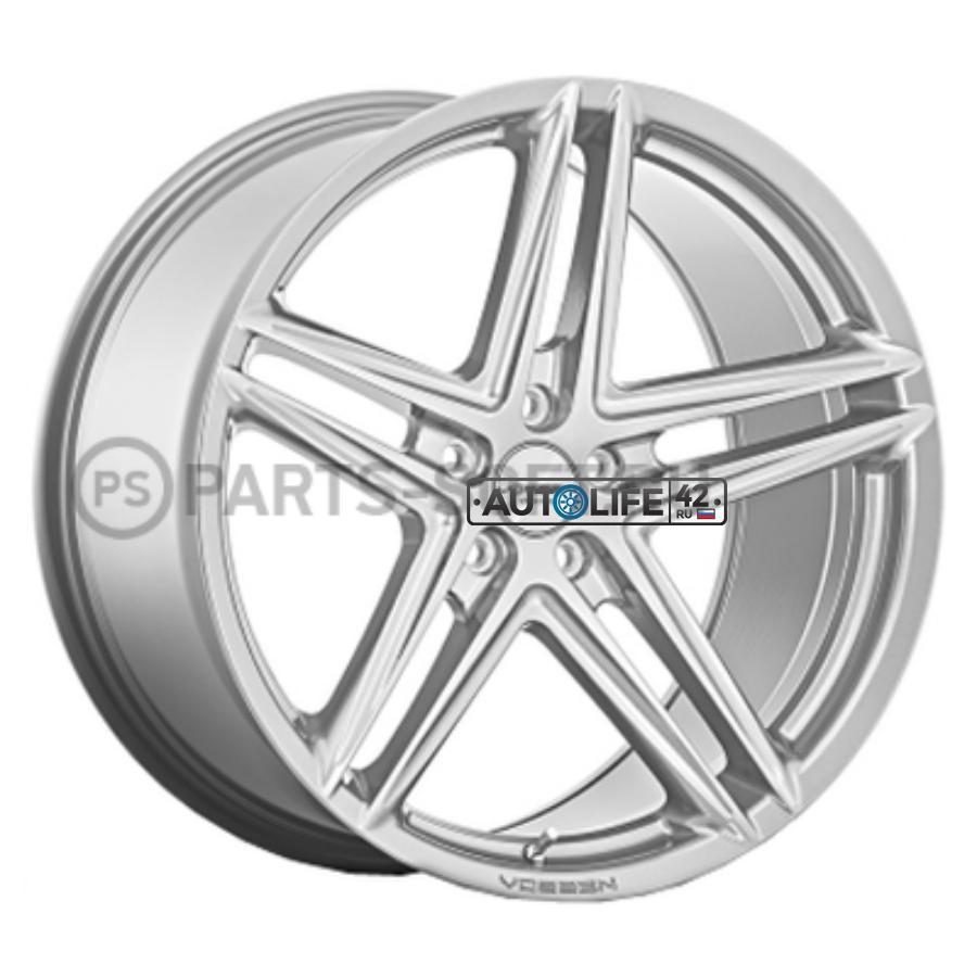9x20/5x120 ET35 D72,56 VFS5 Gloss Silver