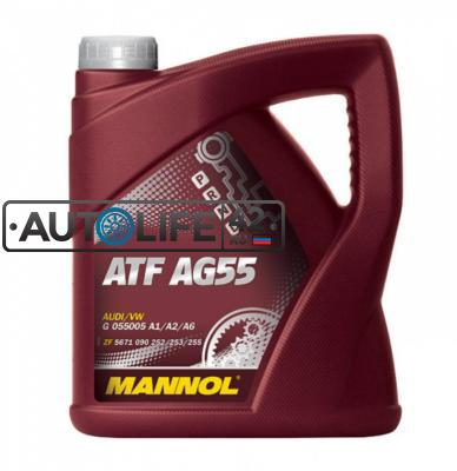 Масло  ATF AG55   4L (MN8212-4)