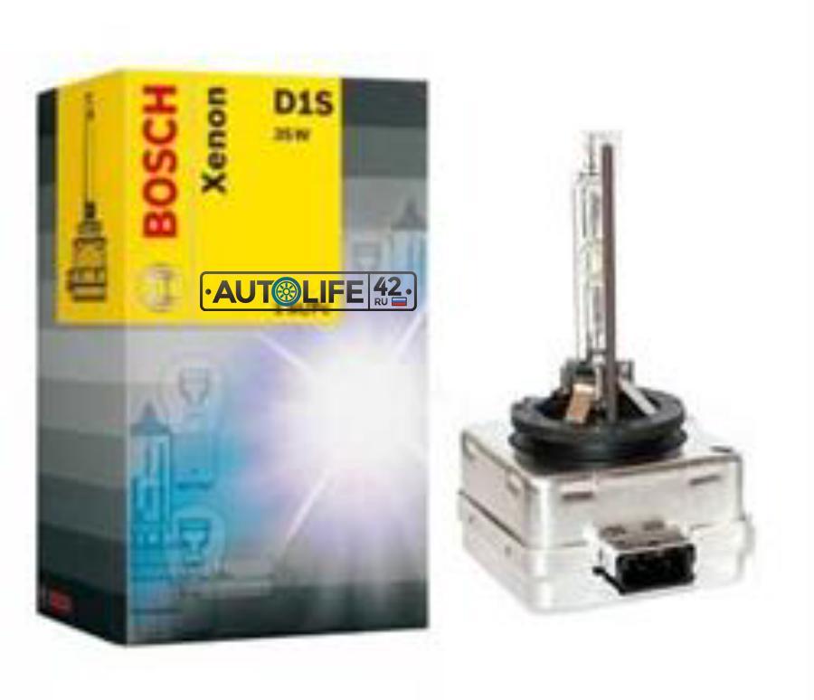 Лампа газоразрядная Xenon D1S 12В 35Вт
