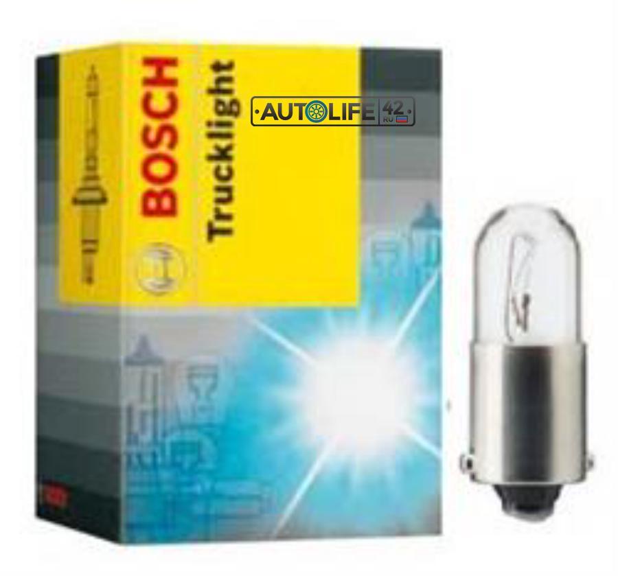 Лампа накаливания Trucklight T4W 24В 4Вт