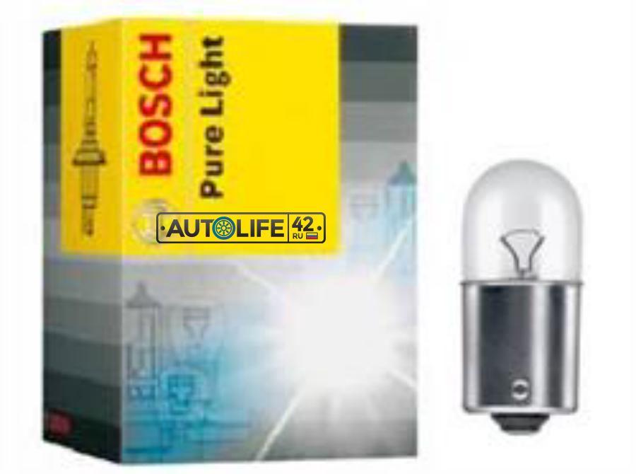 Лампа накаливания Pure Light R5W 12В 5Вт