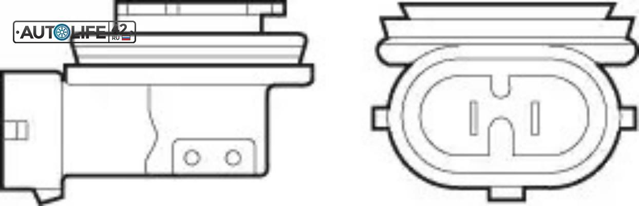 Лампа галоген Essential H9 12В 65Вт