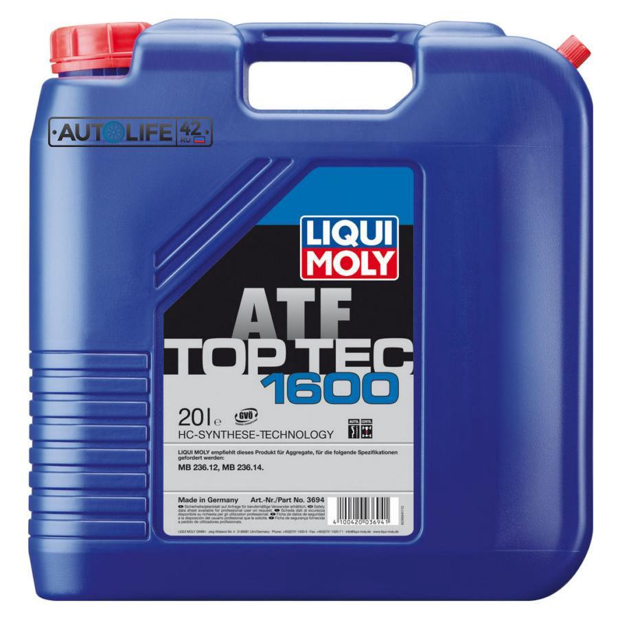 LIQUI MOLY Top Tec ATF 1600