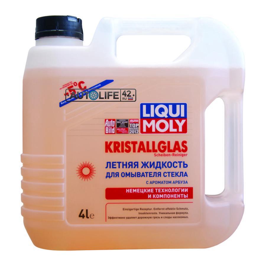 Liqui Moly Летняя жидкость для омывателя стекла