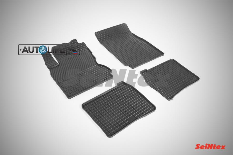 Резиновые коврики Сетка для Nissan Note 2005-2009