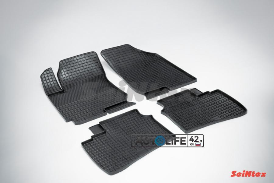 Резиновые коврики Сетка для Hyundai Elantra 2006-2010