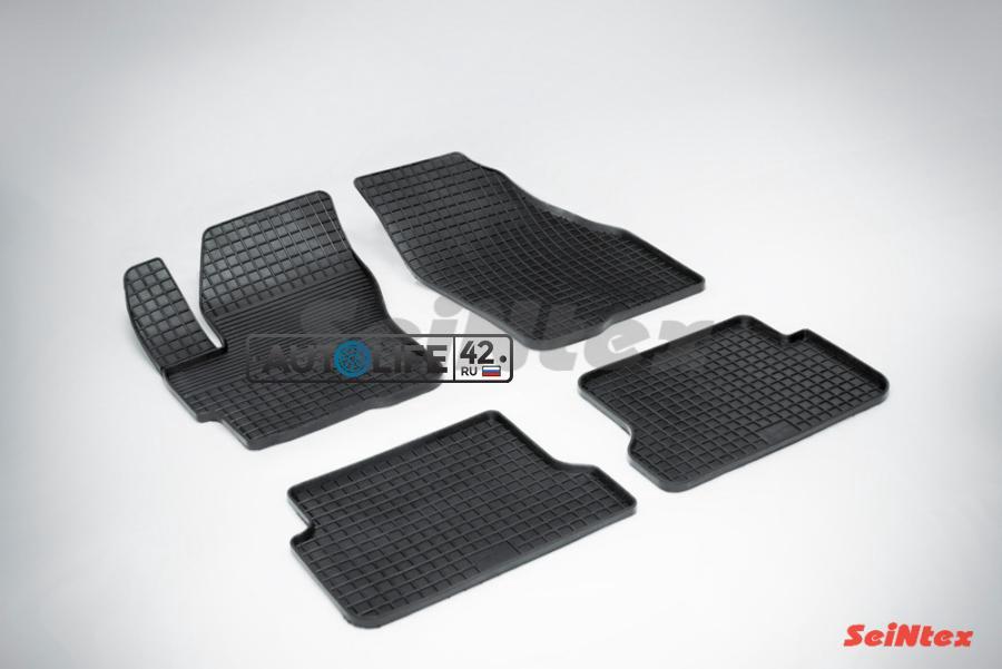Резиновые коврики Сетка для Mazda 3 2003-2009